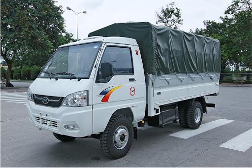 Cho thuê xe tải dưới 2 tấn giá rẻ