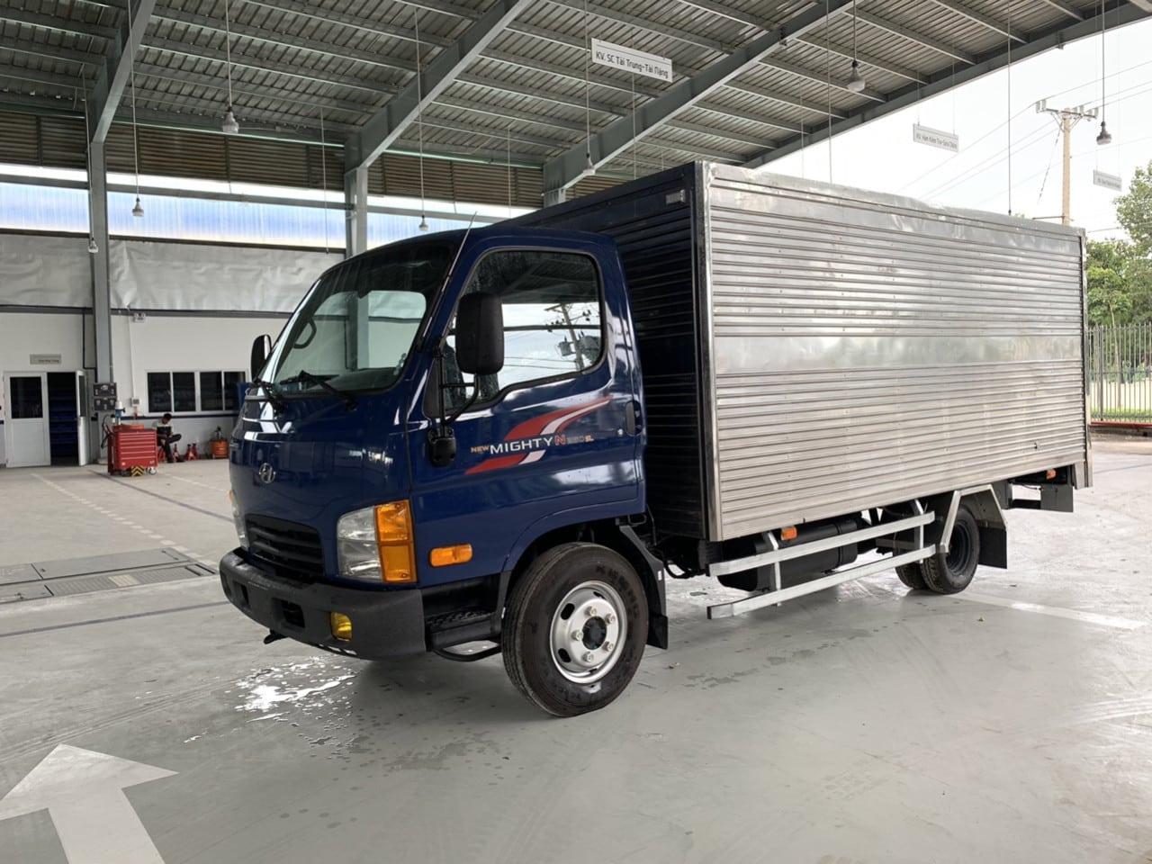 Kích thước chi tiết xe tải 2 tấn Huynhdai