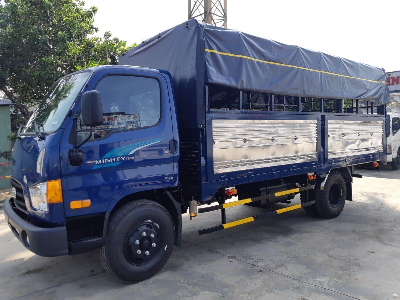 Cho thuê xe tải 7 tấn đảm bảo chất lượng