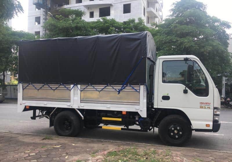 Kích thước cho thuê xe tải 1.4 Tấn