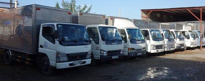 Dịch vụ cho thuê xe tải chở hàng Sài Gòn - Đắc Lắc uy tín, chất lượng
