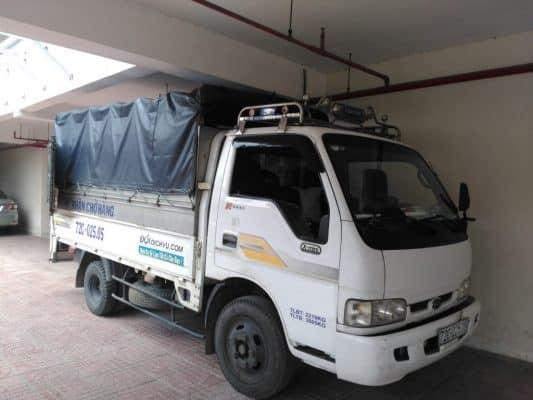 thuê xe tải chở hàng quận 6
