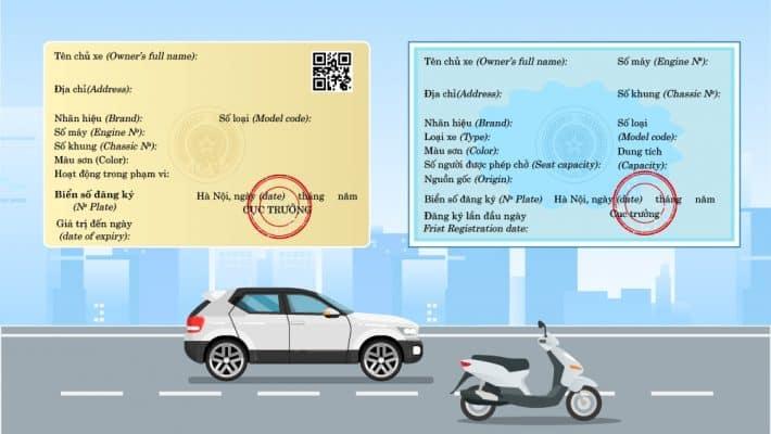 đổi giấy phép lái xe online tại tphcm