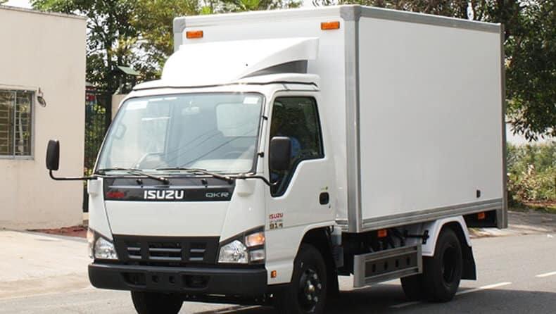 Giá xe tải isuzu 1 tấn