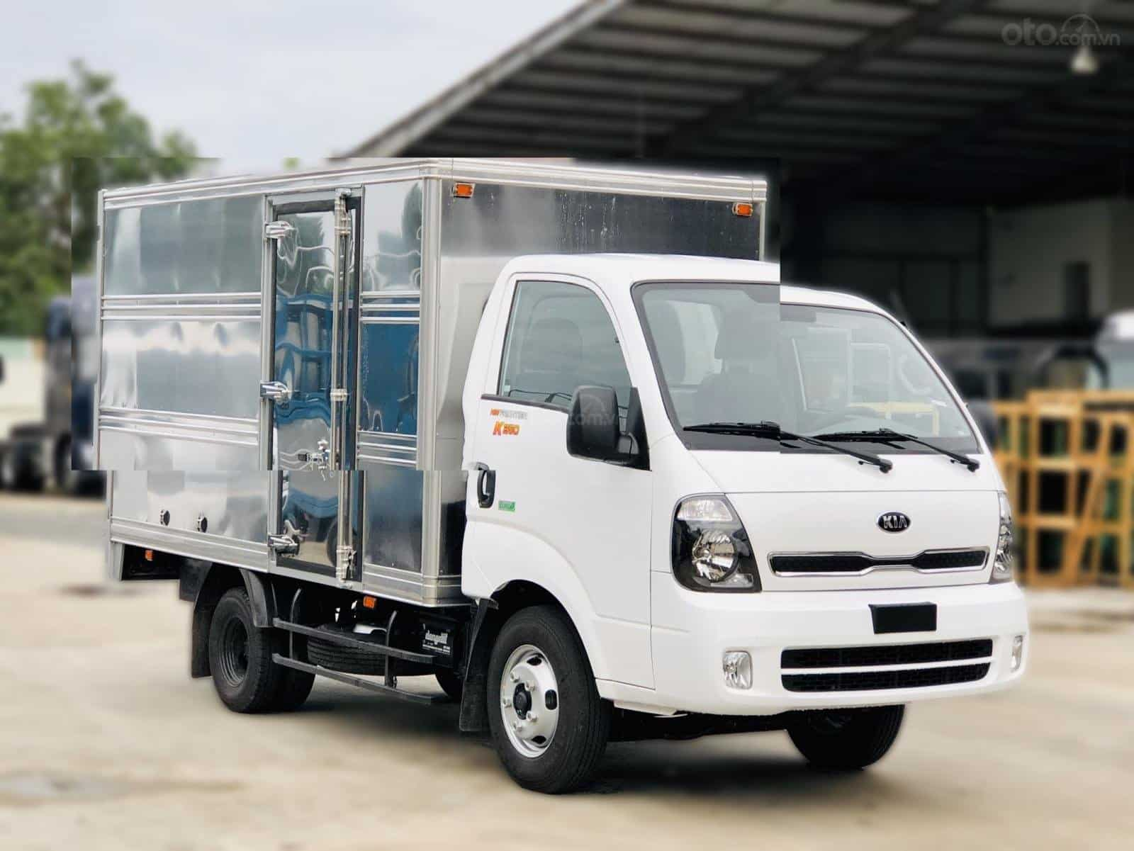Mức giá xe tải KIA 1 tấn bao nhiêu hiện nay