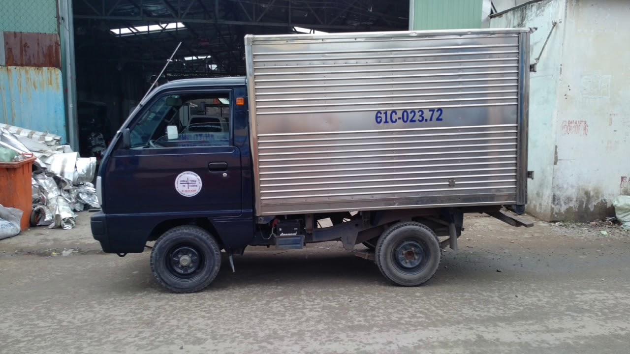Xe tải nhỏ dưới 2 tấn