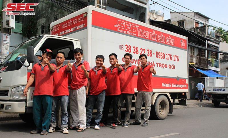 Công ty vận tải Sài Gòn Express
