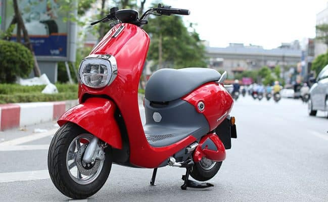 thủ tục đăng ký xe máy điện mới nhất 2021