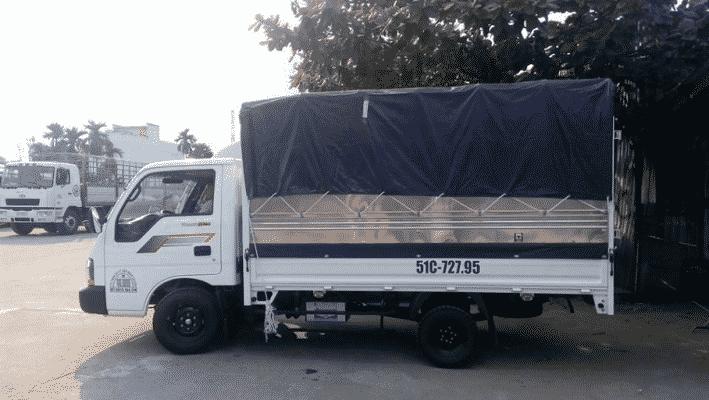 cho thuê xe tải chở hàng Huyện Củ Chi