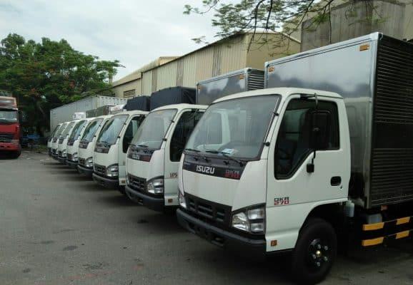 Taxi Tải Nguyên Lợi 24H cung cấp mô hình cho thuê xe tải chất lượng cao, đa dạng về kích thước, tải trọng.