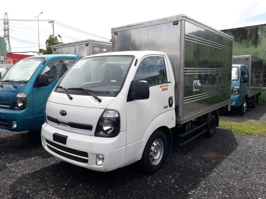 Xe tải KIA K200 có mức giá bao nhiêu hiện nay