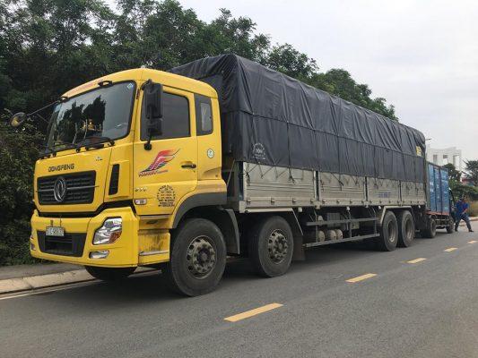 cho thuê xe tải chở hàng Huyện Bình Chánh