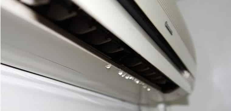 Máy lạnh chảy nước có tốn điện không