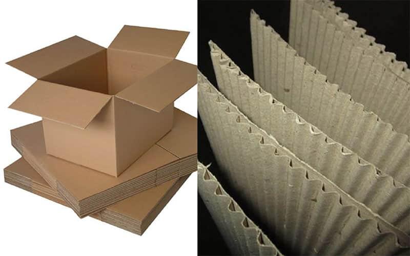 Hộp carton 5 lớp