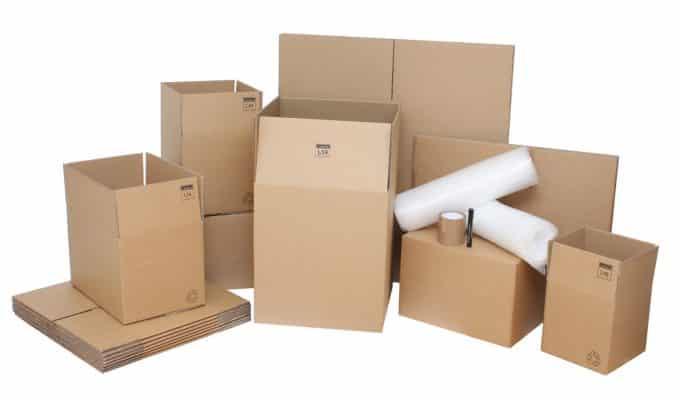 Các ứng dụng của thùng giấy carton
