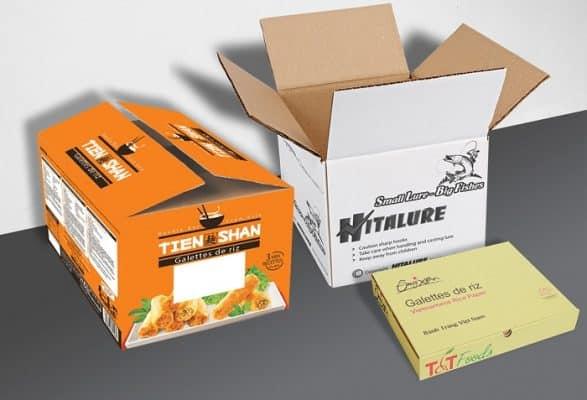 Bán Thùng Giấy Carton, Hộp Giấy Carton Giá Rẻ Tại TPHCM