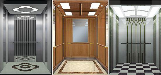 Các loại cửa thang máy được sử dụng phổ biến hiện nay