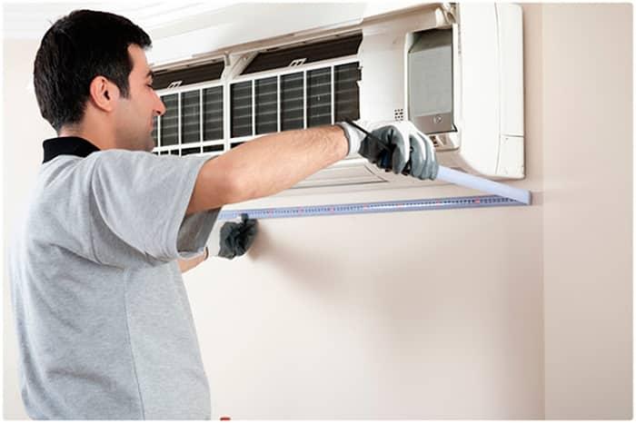 lựa chọn công suất máy lạnh phù hợp với không gian phòng ngủ
