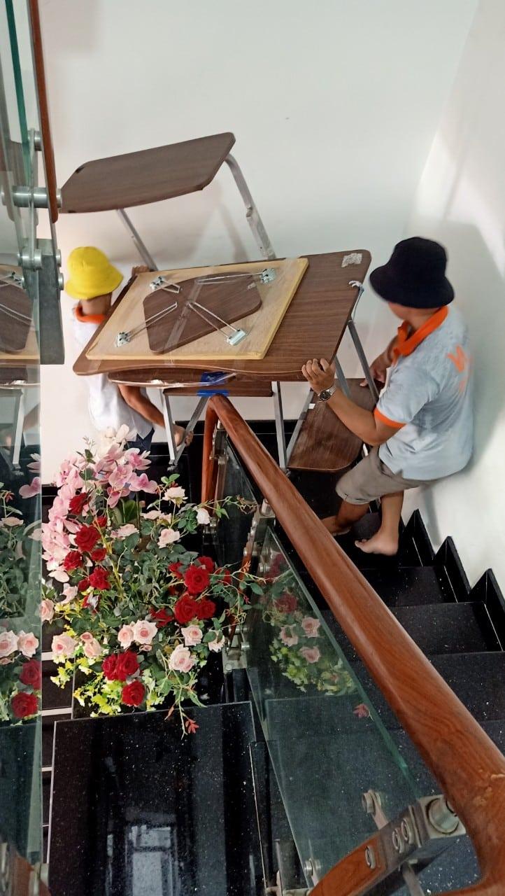 Dịch vụ chuyển văn phòng chuyên nghiệp Lê Phong