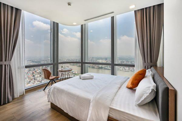 Kinh nghiệm chọn chung cư: nên mua nhà ở tầng trung tòa nhà